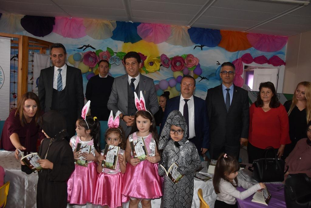 Büyükşehir Belediyesi'den Çocuklara Yerel Demokrasi Eğitimi