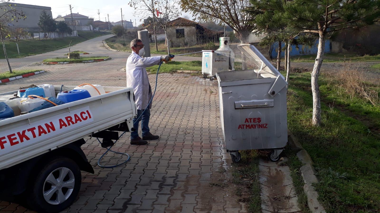 Marmara Ereğlisi Kışa Hazırlanıyor