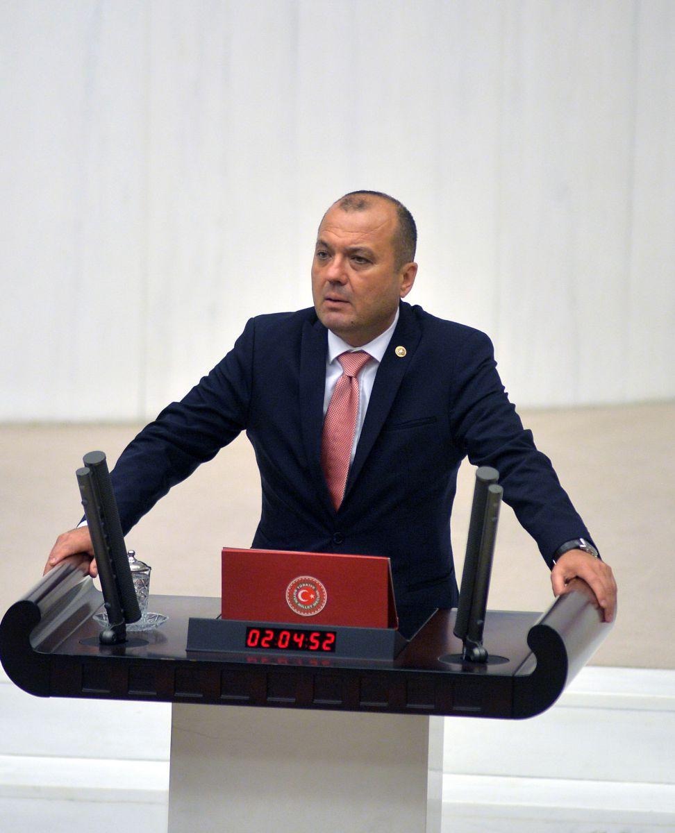 TBMM TARIM KOMİSYONU'NDA İTHAL ET TARTIŞMASI