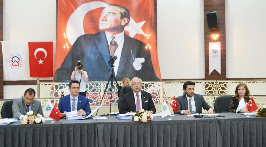 Yeni dönem Büyükşehir Meclisi Çerkezköy'de toplandı