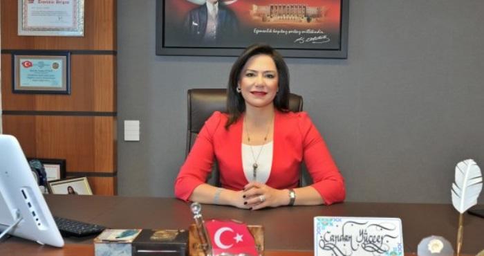 CHP Tekirdağ Milletvekili Candan Yüceer'in 23 Nisan mesajı