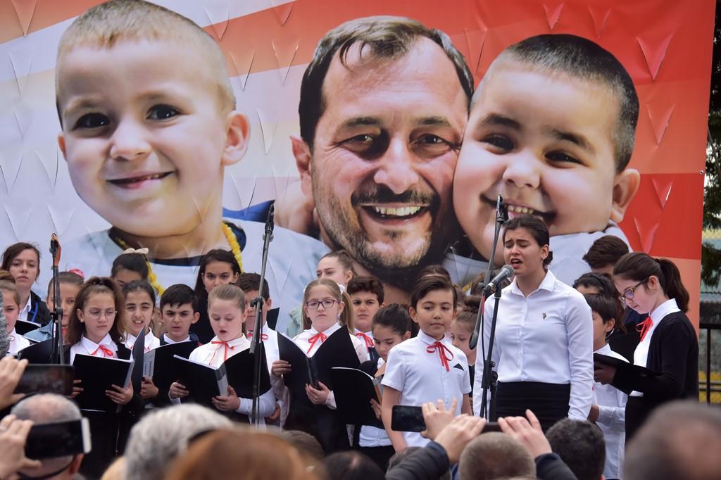 """Cüneyt Yüksel: """"Süleymanpaşa Belediyesi 5. Çocuk Şenliği coşkulu başladı"""""""