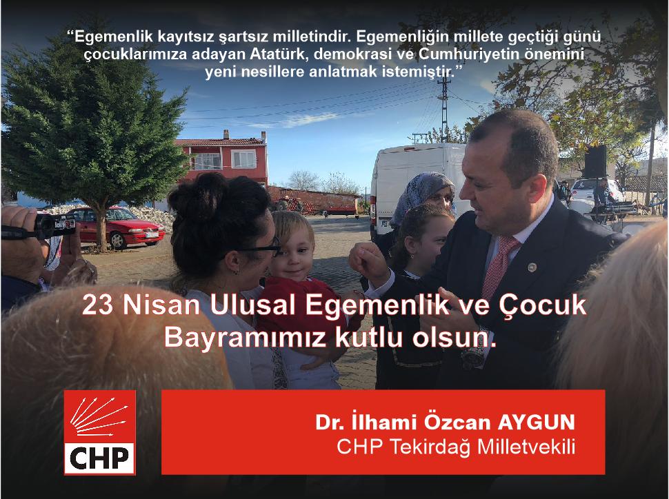 "AYGUN""EGEMENLİK SADECE MİLLETİNDİR"