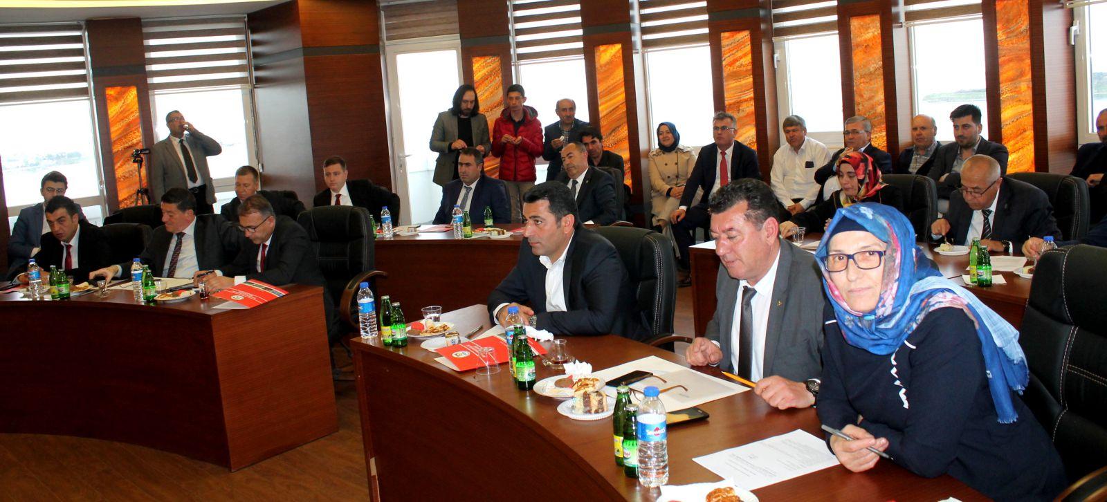 Marmara Ereğli Belediyesi Başkan Yardımcıları Belli oldu