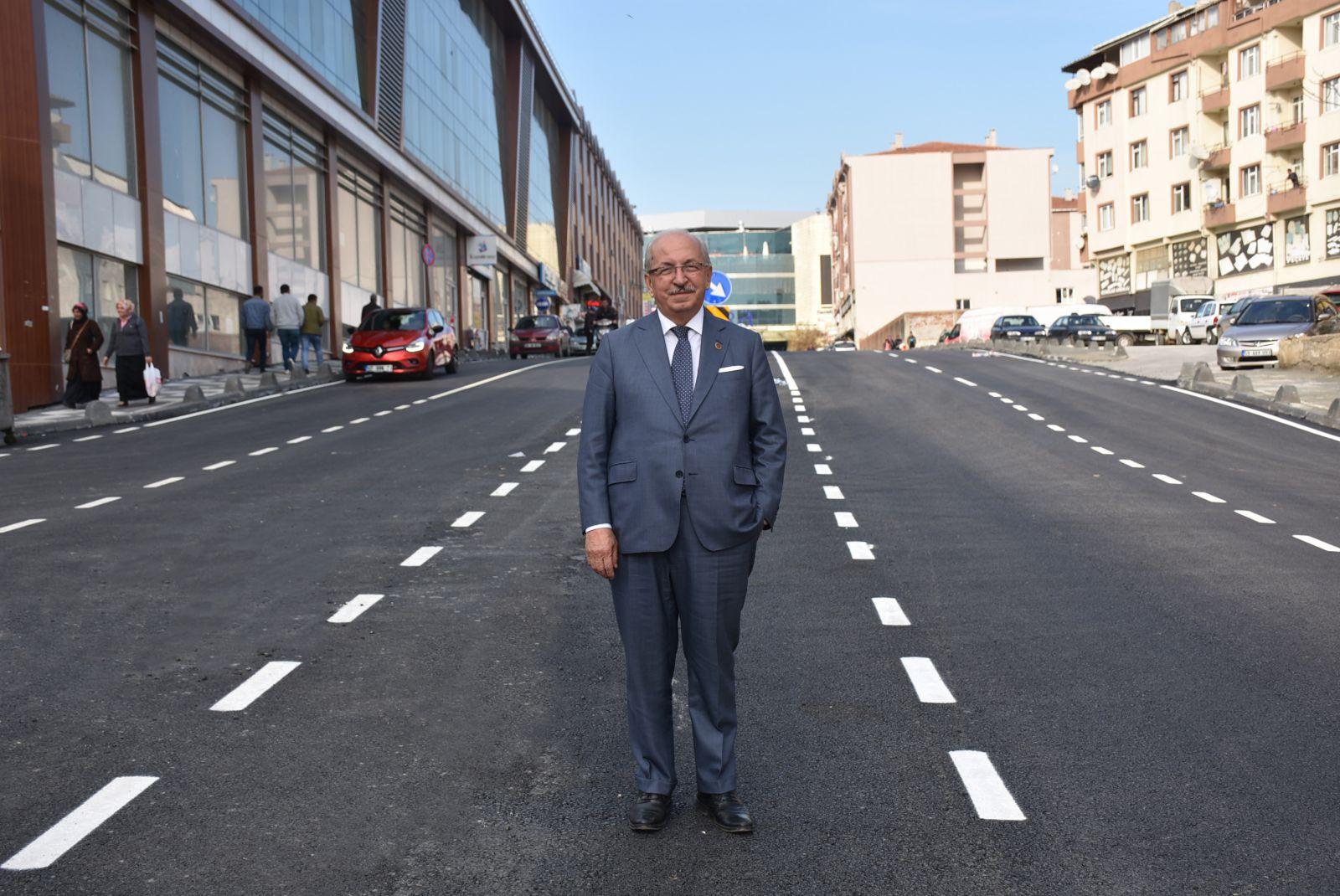 Tekirdağ Büyükşehir Belediyesi 1.417 Km Yol Yaptı