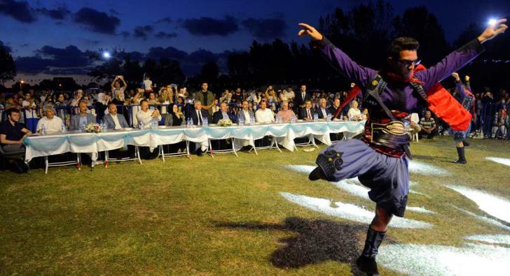 Keşkek Şenliği festivallere taş çıkarttı