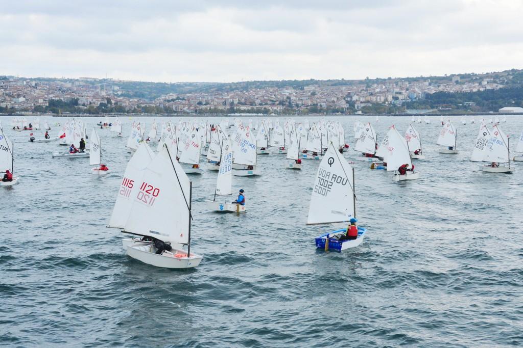 5. Süleyman Paşa International Optimist Cup Yelken Yarışları 4-8 Eylül'de gerçekleştirilecek