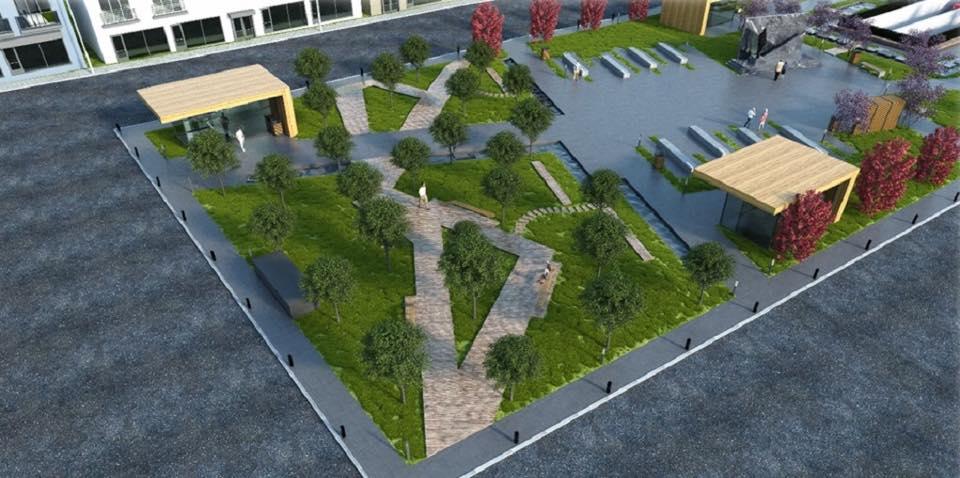 Hayrabolu Katlı Otoparkı ve Meydan Düzenlemesi Çalışmaları Devam Ediyor