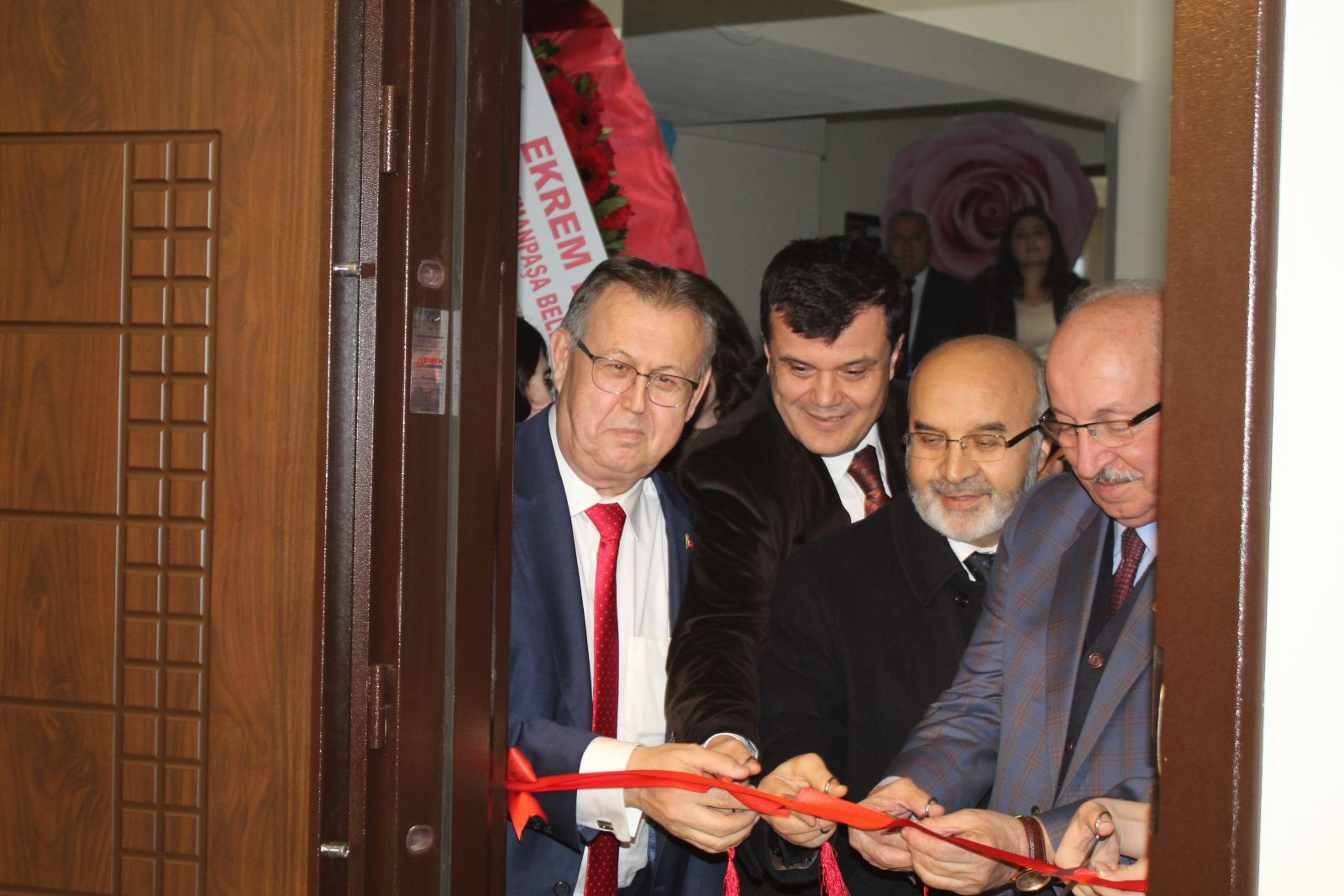 Yenilenmiş Avukatlık &Arabuluculuk Ofisi açılışı Yapıldı