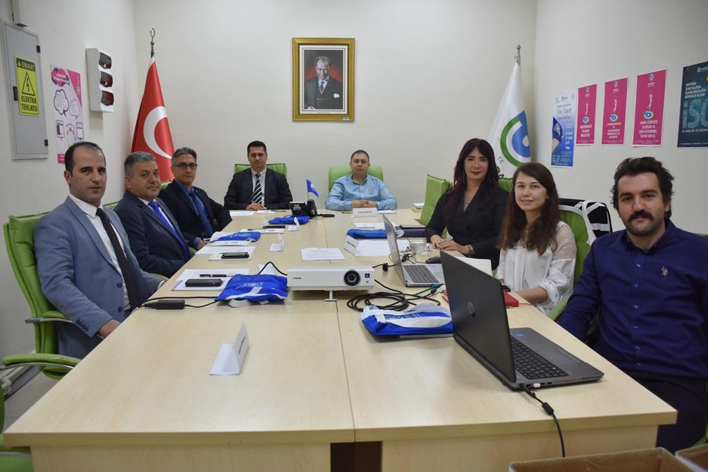 Tekirdağ Büyükşehir Belediyesi Mavi Bayrak Sloganını Belirliyor