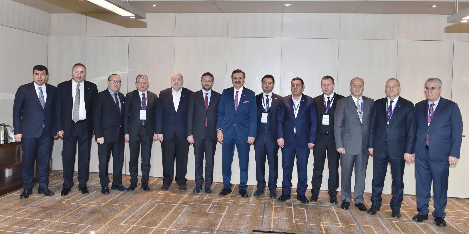 Başkan Günay ICC Türkiye Uluslararası Tahkim Konferansı'na Katıldı
