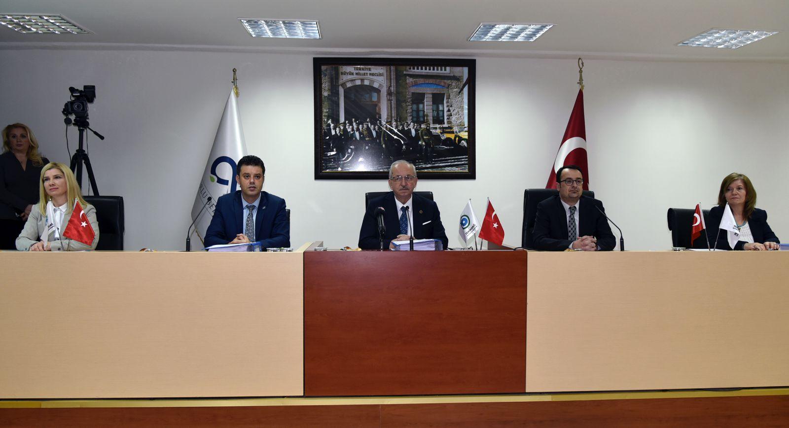 Tekirdağ Büyükşehir Belediye Meclis Toplantısı Çorlu'da Yapıldı