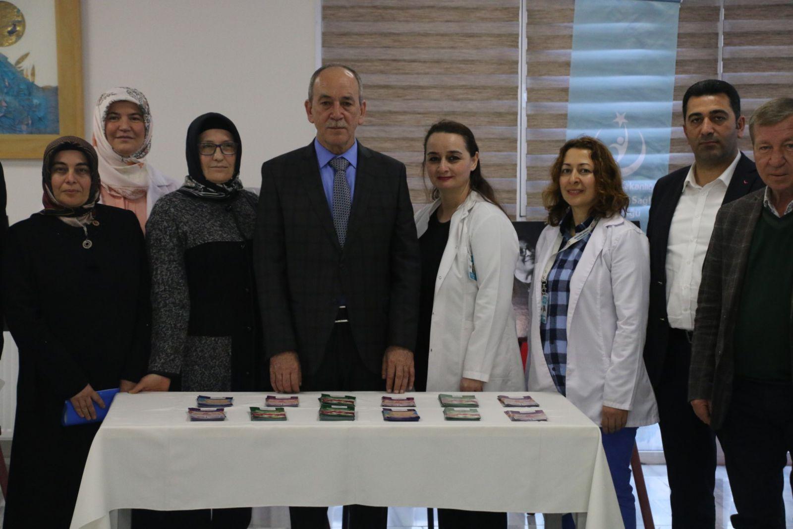 Marmara Ereğlisi Belediyesi ve Tekirdağ İl Sağlık Müdürlüğü'nden Anlamlı Etkinlik