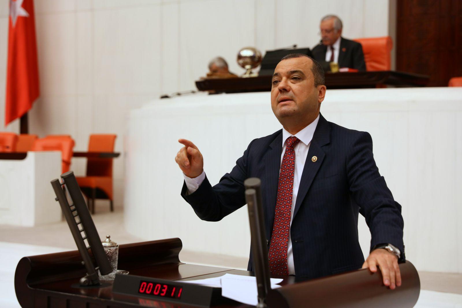 "CHP VEKİLİ AYGUN'DAN İŞ KANUNU'NA 3 MADDELİK ""KOVİD'DEN KORUNMA AYARI""  TALEBİ"