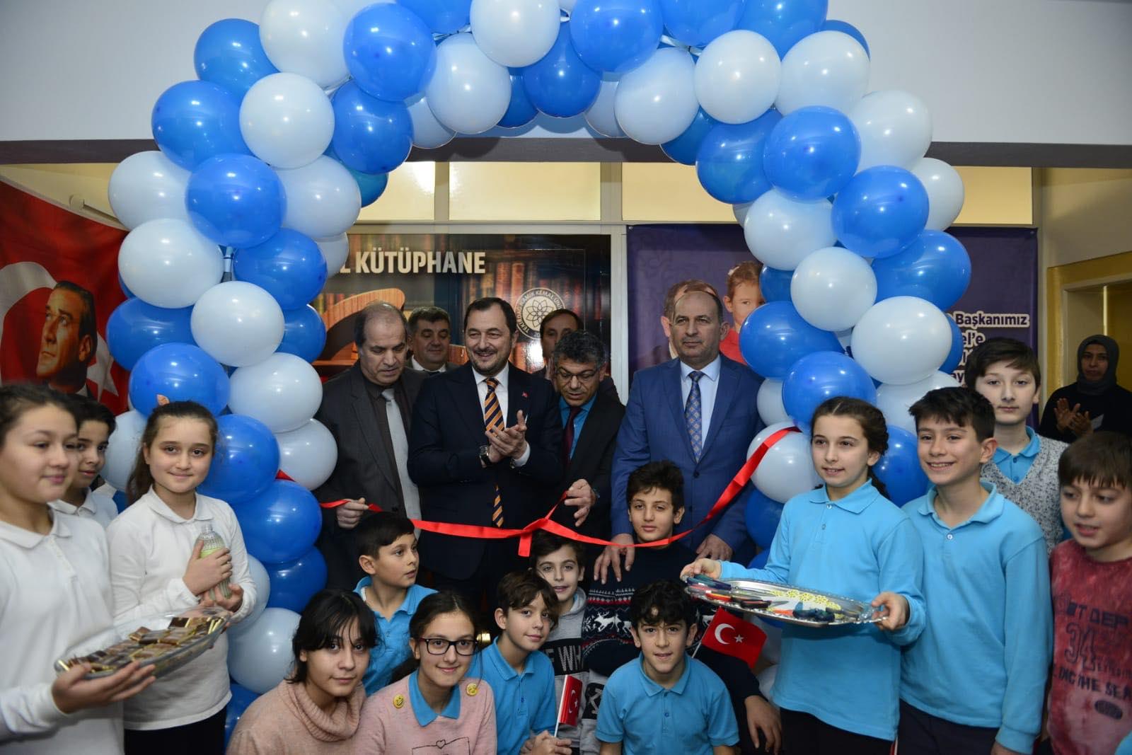 Süleyman paşa Belediyesi, Dijital Kütüphane Projesine start verdi