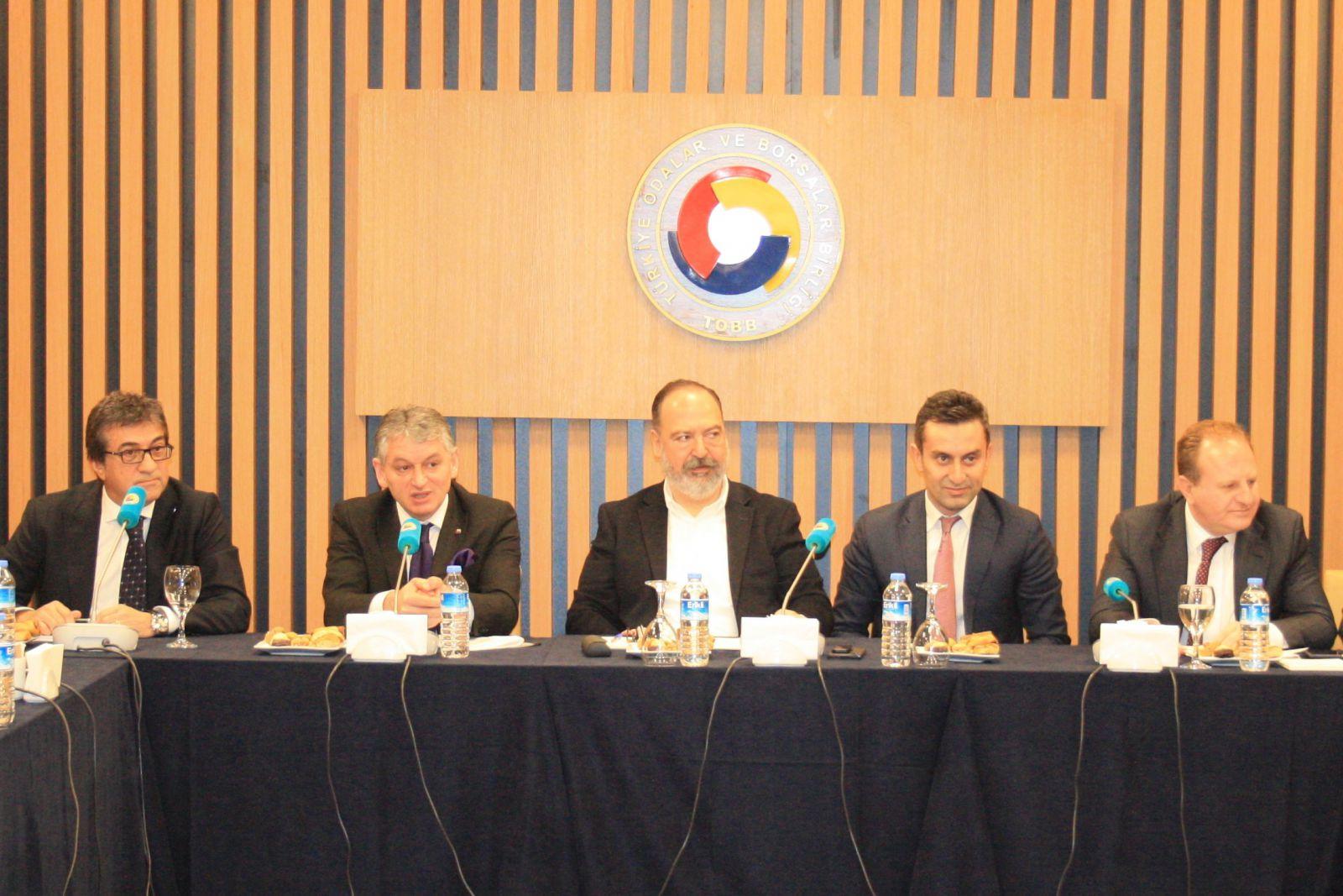 TOBB Türkiye Perakendecilik Meclisi yeni başkanını seçti